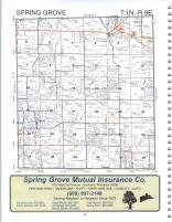 Spring Grove T1N-R9E, Green County 1999